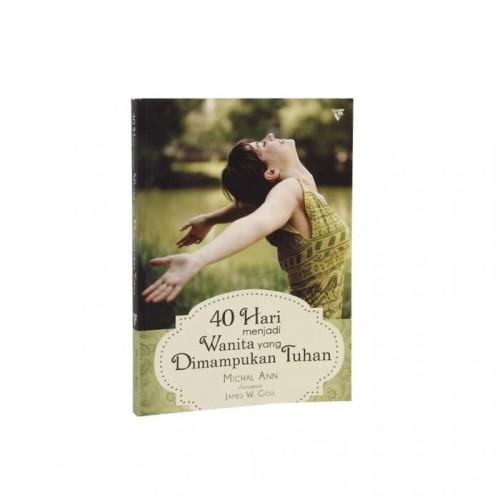 Foto Produk Buku 40 Hari Menjadi Wanita yang Dimampukan Tuhan dari 180 christian store