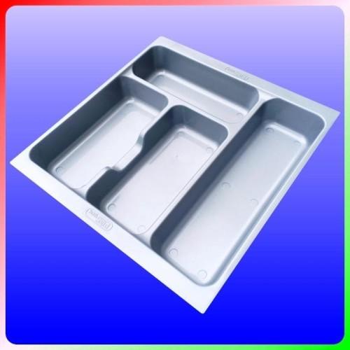 Foto Produk Rak Silver Sekat Laci Sendok Garpu Sumpit dari Surya Racks Furniture