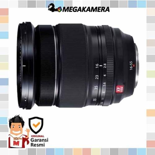 Foto Produk Fujinon XF16-55mm F2.8 R LM WR / XF 16-55mm dari Megakamera