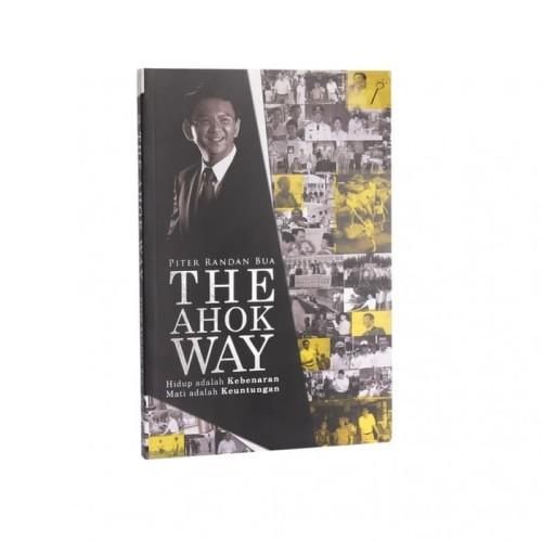 Foto Produk BUKU The Ahok Way dari 180 christian store