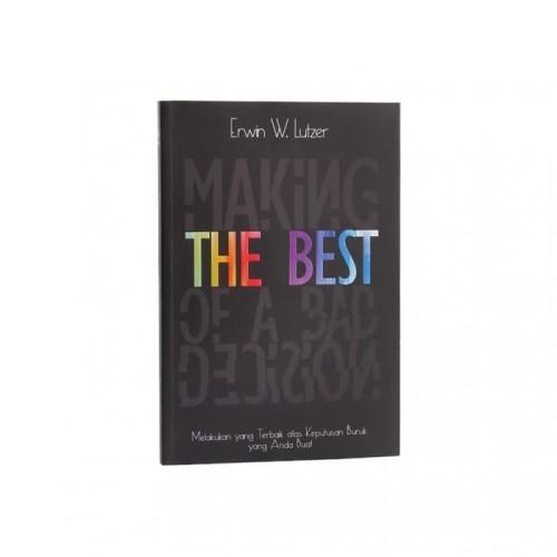 Foto Produk Buku Making The Best Of A Bad Decision dari 180 christian store