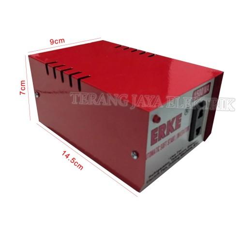 Foto Produk Slowstart/Slow Start/Automatic Soft Start/Inverator 1500VA ERKE dari tk terang jaya elektrik