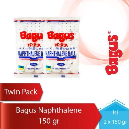 Foto Produk TWIN PACK - Bagus Naphthalene 150 g dari Bagus Official Store