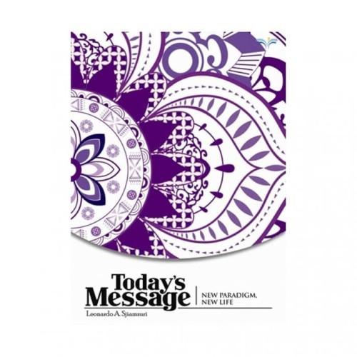 Foto Produk Buku Today's Message dari 180 christian store