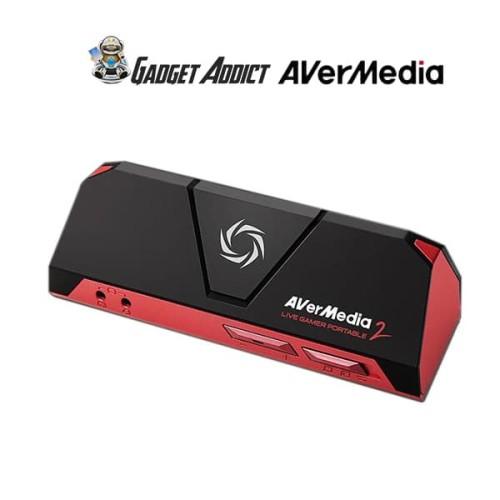 Foto Produk AverMedia Live Gamer Portable 2 GC510 dari Gadget Addict Store