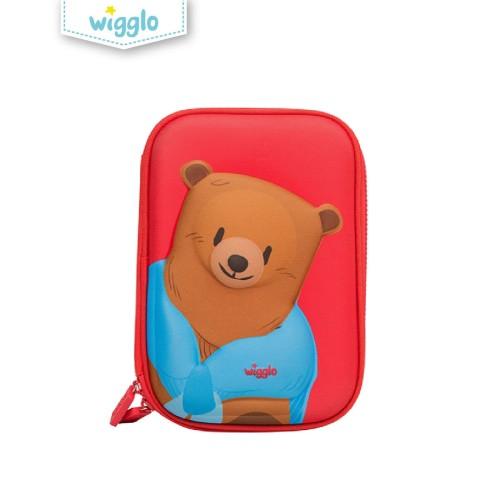 Foto Produk Hardtop Pencil Case Large Bear dari Wigglo Indonesia