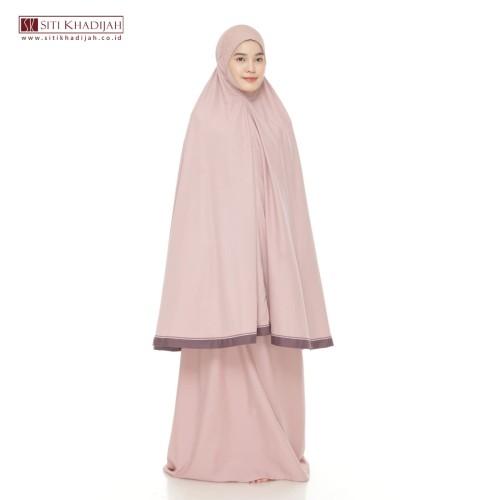 Foto Produk TPO DIAMOND PINK - S dari Mukena Siti Khadijah