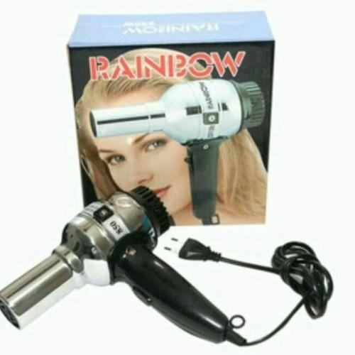 Foto Produk Hair Dryer Rainbow Alat Pengering Rambut hair dari Skymax77