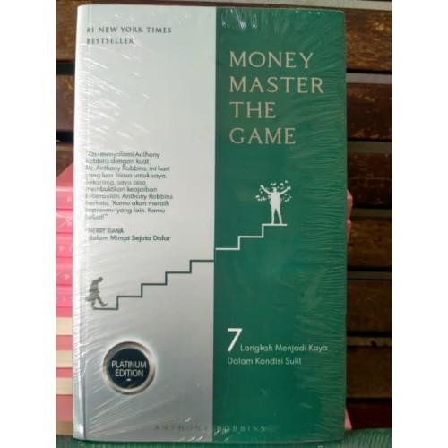 Foto Produk Money Master The Game - Anthony Robbins dari Alifia Bookstore