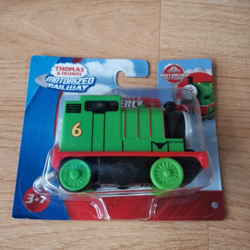 Foto Produk Thomas and Friends Motorized Railway Percy dari Mega Warna online