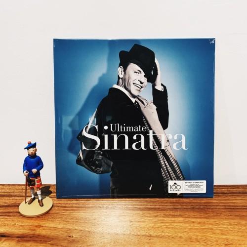 Foto Produk piringan hitam / vinyl / LP Frank Sinatra - ultimate sinatra dari PLAYLIST RECORD STORE