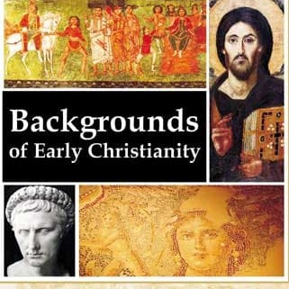 Foto Produk Back BACKGROUNDS OF EARLY CHRISTIANITY [HARD COVER] dari 180 christian store
