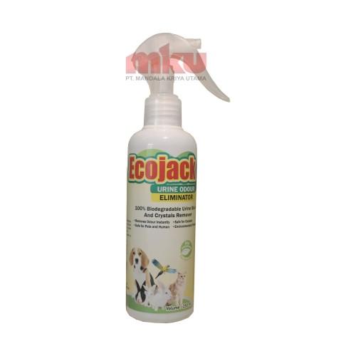 Foto Produk Ecojack Pets urine odour Eliminator 250ml dari ecojack_PTMKU