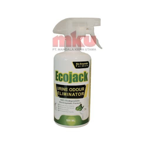 Foto Produk Ecojack urine odour Eliminator 500ml dari ecojack_PTMKU