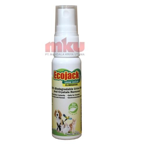 Foto Produk Ecojack Pets urine odour Eliminator 30ml dari ecojack_PTMKU