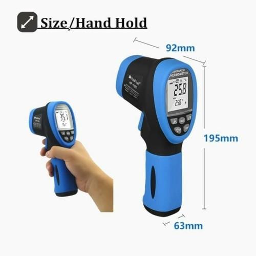 Foto Produk Termometer Thermometer Digital HoldPeak dari Acc Hoeng Tech