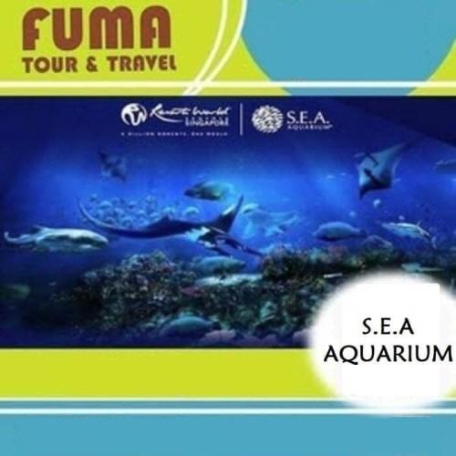 Foto Produk Tiket Sea Aquarium Singapore - Dewasa dari Fuma Tour