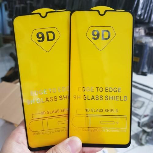 Foto Produk TEMPERED GLASS FULL LEM 6D HUAWEI P30 LITE NEW 2019 - BLACK ONLY dari BenuaCell