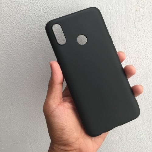 Foto Produk Case Realme 3 - Slim Black Matte Best Quality dari Doki Custom Case