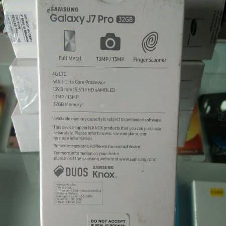 Foto Produk SAMSUNG GALAXY J7 PRO dari raja store mdn