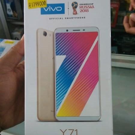 Foto Produk VIVO Y71 dari raja store mdn