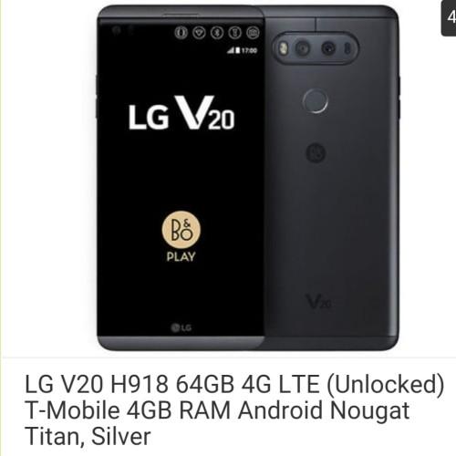 Foto Produk LG V20 H918 64GB dari selula shop