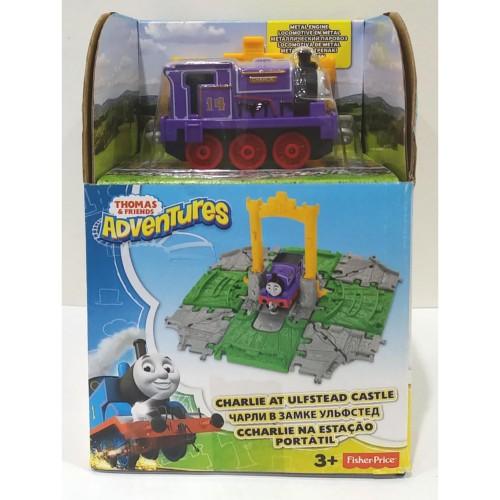 Foto Produk MATTEL, Thomas & Friends Adventures - Charlie at Ulfstead Castle dari Top Bricks & Toys