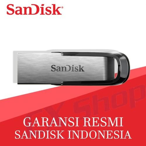 Foto Produk SanDisk Ultra Flair USB 3.0 150MB/s Flashdisk CZ73 32GB dari cxshop
