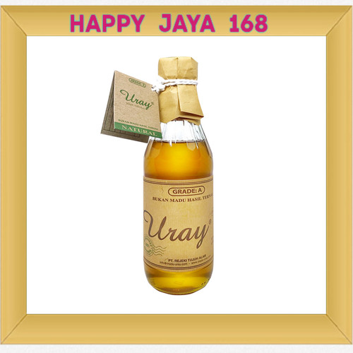Foto Produk Madu Uray 330ml dari Happy Jaya 168