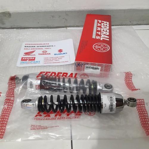 Foto Produk Shockbreaker / Shock Breaker Belakang Jupiter Z Burhan Asli Federal dari sanjaya motor dadap