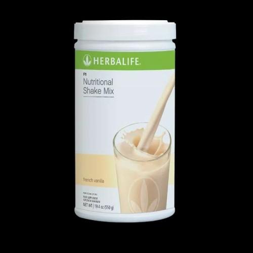 Foto Produk HERBALIFESHAKE#herbalife shake mix rasa-vanilla dari semogajaya_shop
