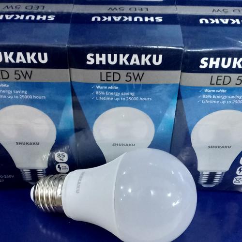Foto Produk Lampu LED Bulb PHILIPS 5W PUTIH / KUNING dari Natz