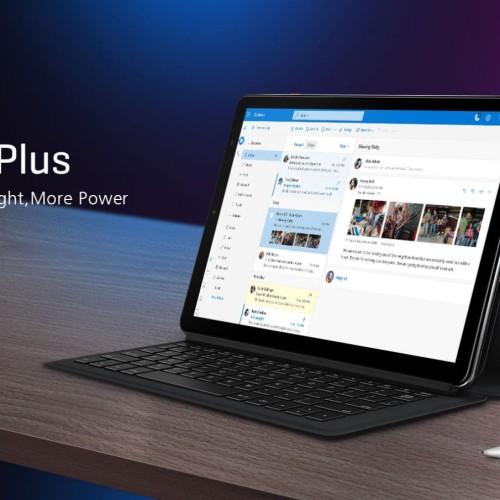 Foto Produk Chuwi Hi9 Plus Android 8.0 MTK6797X 4GB 64GB 10.8 Inch - Black dari Autoloot