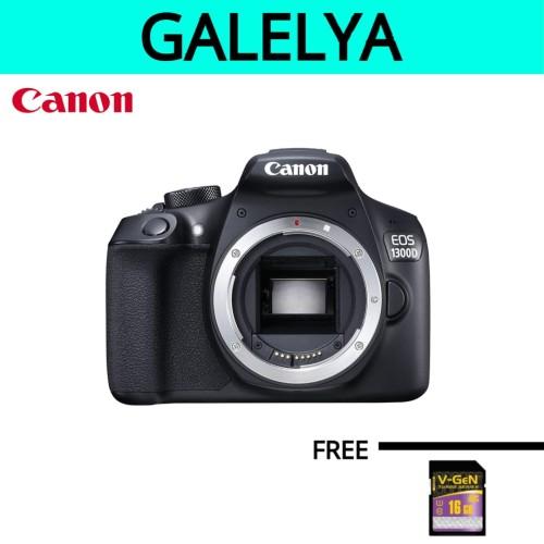 Foto Produk kamera canon EOS 1300D body only dari galelya