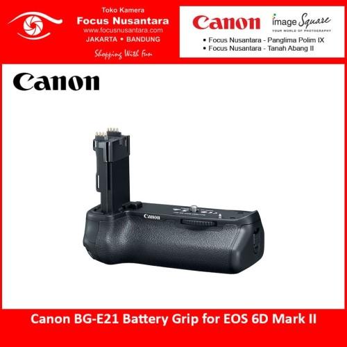 Foto Produk Canon BG-E21 Battery Grip for EOS 6D Mark II dari Focus Nusantara