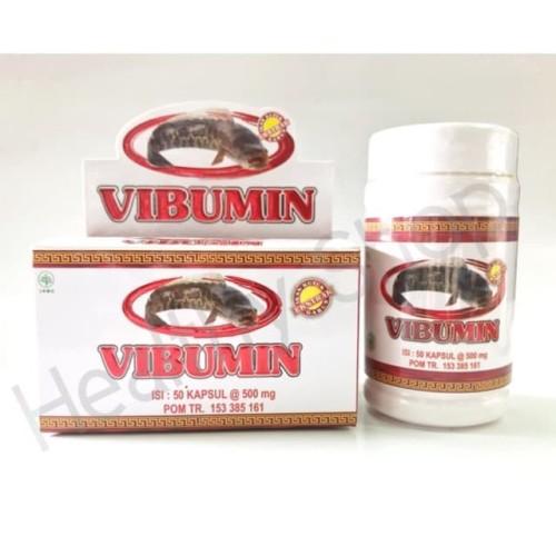 Foto Produk Vibumin 50 kapsul dari Healthy Shop 2