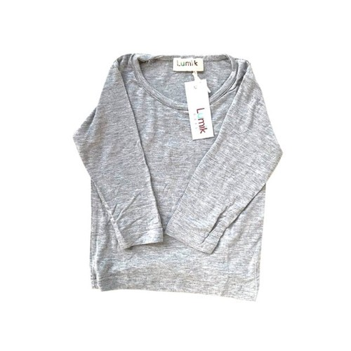 Foto Produk Grey Long Sleeves - 3-4 tahun dari Lumik Baby Shop