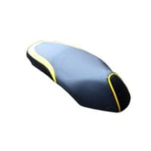 Foto Produk Seat Cover All New Scoopy Sporty Black dari Honda Cengkareng