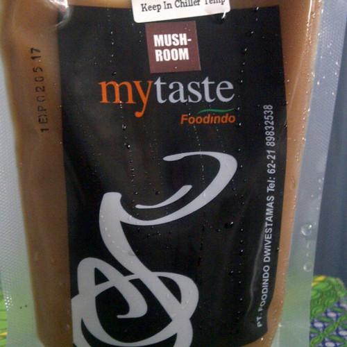 Foto Produk Saus Jamur Mushroom Sauce My Taste 500 g khusus Gosend / Grab dari MBL Store