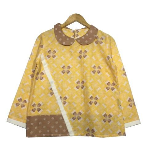 Foto Produk Atasan batik wanita cempaka blouse dari rheazalea