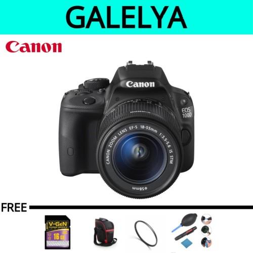 Foto Produk CANON EOS 100D/EOS 100D/CANON 100D/100D dari galelya
