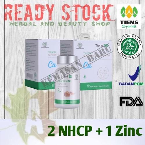 Foto Produk Paket Peninggi Badan TIENS ORIGINAL Tianshi Suplemen Grow Up dari Herbal and Beauty Shop