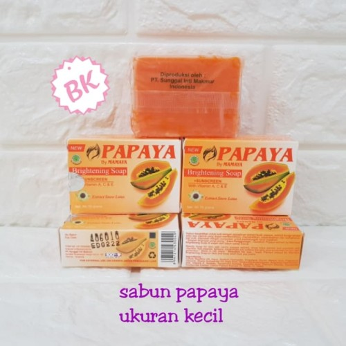 Jual Kecil Sabun Papaya Rdl Original Sabun Pemutih Pembersih Muka Kab Bandung Bandung Kosmetik Tokopedia