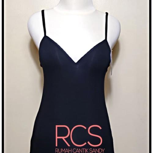 Foto Produk TANKTOP BRA ~ TANK TOP BRA ~ DRESS BRA ~ PAKAIAN DALAM ~ ATASAN GYM - Biru dari Rumah Cantik Sandy