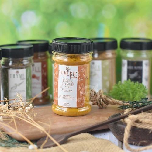 Foto Produk Natural Tumeric Powder 60 Gr dari House Of Organix