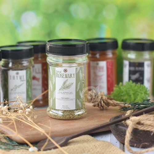 Foto Produk Natural Dried Rosemary ( Rosemary Kering ) - 20 Gr dari House Of Organix