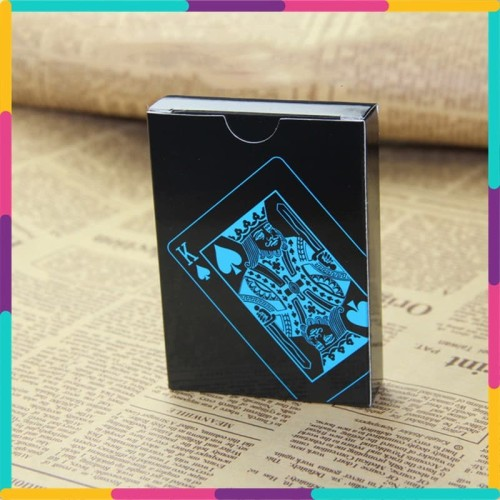 Foto Produk Kartu Remi Plastik Anti Air Waterproof dari PlayHardID