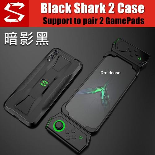Foto Produk Case Blackshark 2 Black Shark 2 NEW 2019 TPU Shockproof - Hitam dari Droidcase