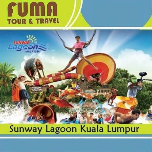 Foto Produk Tiket Sunway Lagoon Kuala Lumpur - Dewasa dari Fuma Tour