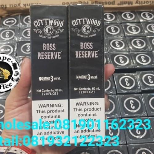 Foto Produk Cutwood Boss Reserve 60ml dari Vapestoresmg